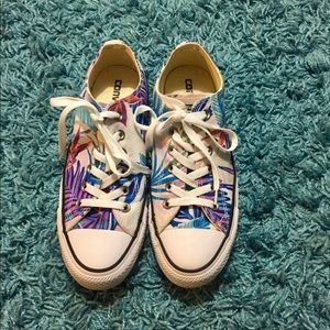 Tropical Converse Chuck Taylor All Star Shoes